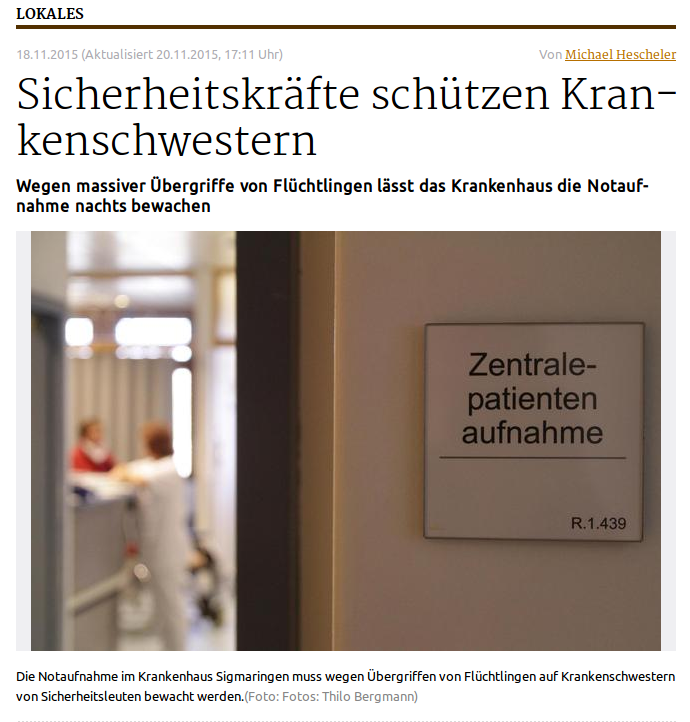 Krankenhaus Sigmaringen
