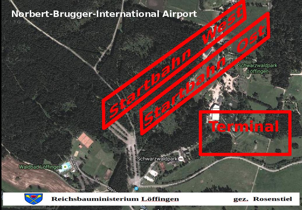 Norbert-Brugger-International Airport